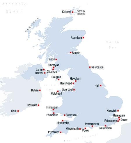 England Ferries