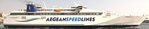Aegean Speed Line Ferries